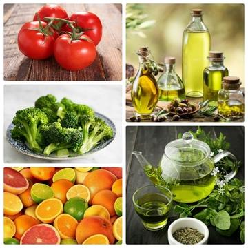 پنج ماده خوراکی که می توانند اثرات زیان بار هوای آلوده را کاهش دهند