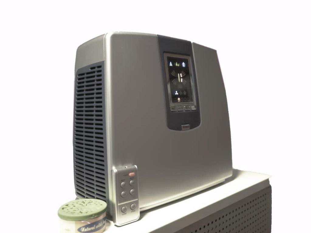 دستگاه تصفیه هوا بارن شرکت چرمه شیز