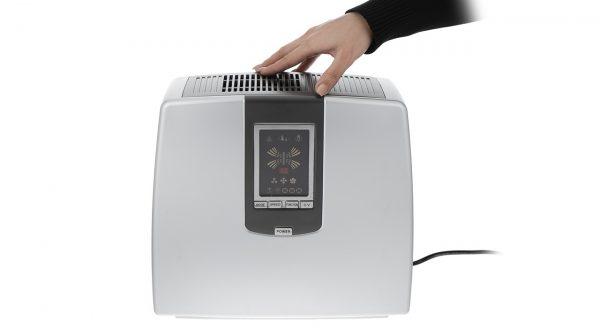 دستگاه تصفیه هوا بارن B757 شرکت چرمه شیز