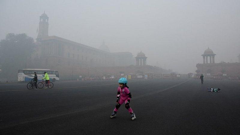 هوای آلوده با چاقی و آسم در کودکان مرتبط است